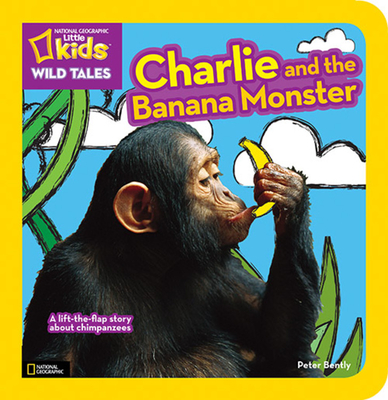 Charlie and the Banana Monster Cover Image