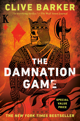 The Damnation Game Cover Image