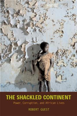 The Shackled Continent Cover