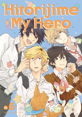 Hitorijime My Hero 6 Cover Image