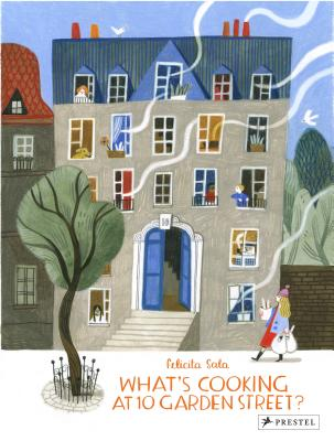 What's Cooking at 10 Garden Street?: Recipes for Kids From Around the World Cover Image
