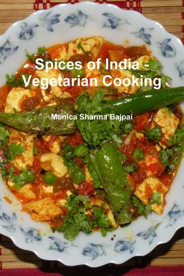 Spices of India - Vegetarian Cooking Cover Image