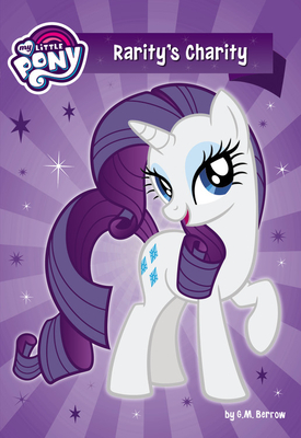 My Little Pony: Rarity's Charity Cover Image