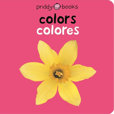 Bilingual Bright Baby: Colors Cover Image