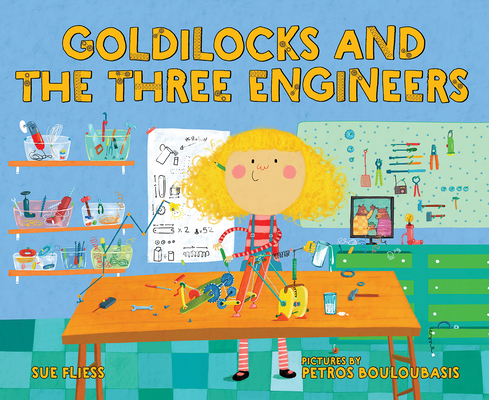 Goldilocks and the Three Engineers Cover Image