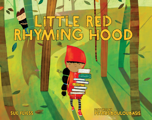 Little Red Rhyming Hood Cover Image