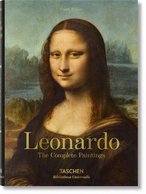 Leonardo. the Complete Paintings Cover Image