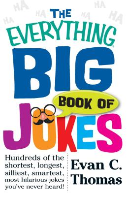 Cover for The Everything Big Book of Jokes