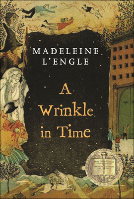 A Wrinkle in Time (Madeleine L'Engle's Time Quintet) Cover Image