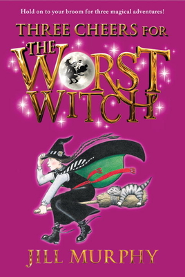 Three Cheers for the Worst Witch Cover Image