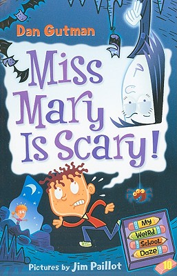 Miss Mary Is Scary! Cover Image