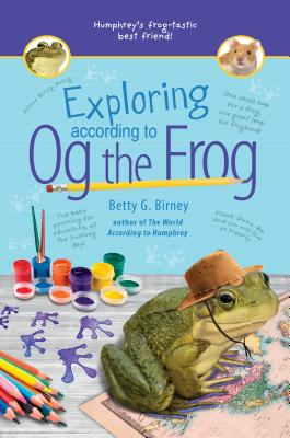 Exploring According to Og the Frog Cover Image