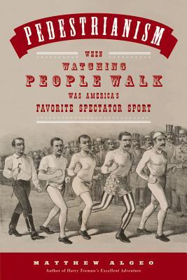 Pedestrianism Cover