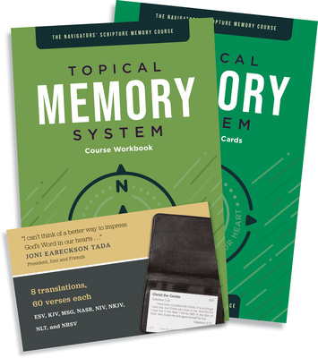Topical Memory System: Hide God's Word in Your Heart (Living the Letters) Cover Image