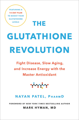 Cover for The Glutathione Revolution