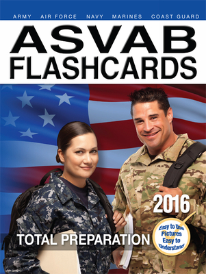 ASVAB Flashcards 2016 Cover