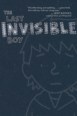 The Last Invisible Boy Cover