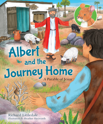 Cover for Albert and the Journey Home