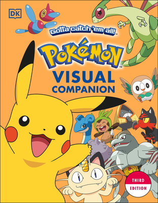 Pokémon Visual Companion Third Edition Cover Image