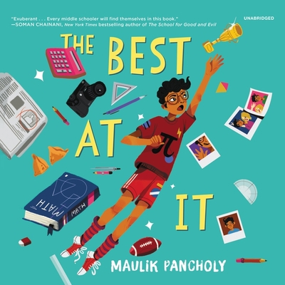 Cover for The Best at It