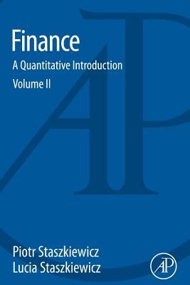 Finance: A Quantitative Introduction Cover Image