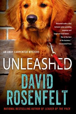 Unleashed: An Andy Carpenter Mystery (An Andy Carpenter Novel #11) Cover Image