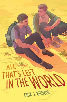 Cover for All That's Left in the World