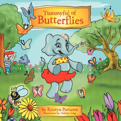 Tummyful of Butterflies Cover