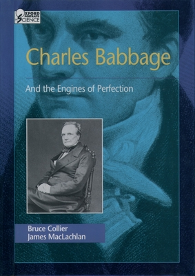 Charles Babbage Cover