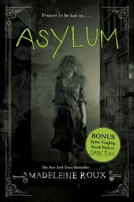 Cover for Asylum