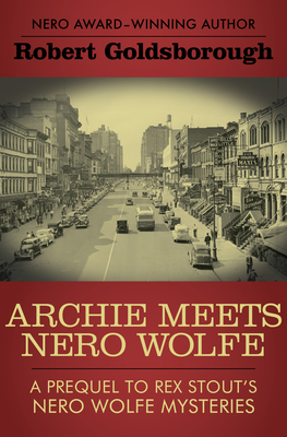Archie Meets Nero Wolfe Cover Image