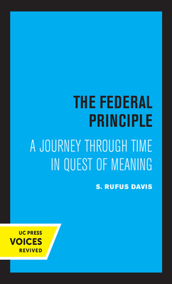 Cover for The Federal Principle