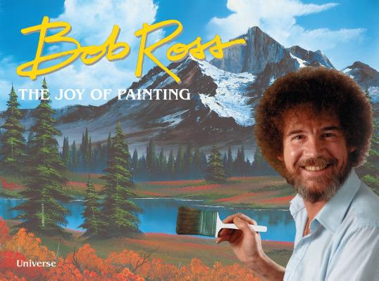 Bob Ross: The Joy of Painting Cover Image
