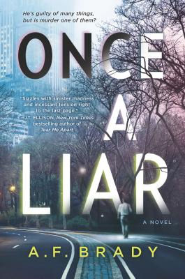 Once a Liar Cover Image