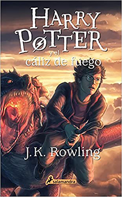 Harry Potter Y El Cáliz de Fuego / Harry Potter and the Goblet of Fire Cover Image
