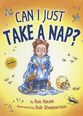Can I Just Take a Nap? Cover