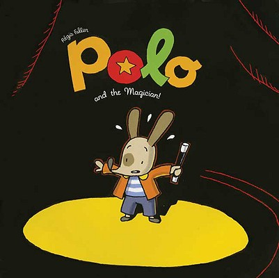 Polo and the Magician! Cover