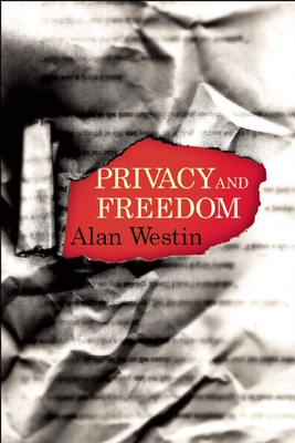 Privacy and Freedom Cover Image