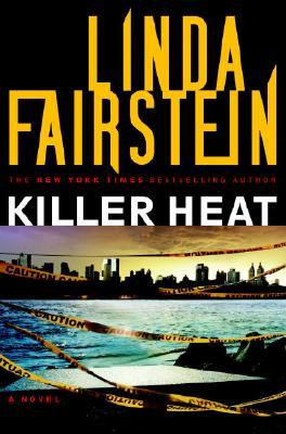 Killer Heat (Alexandra Cooper Novel) Cover
