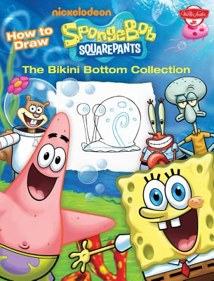How to Draw Spongebob Squarepants Cover