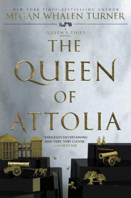 The Queen of Attolia (Queen's Thief #2) Cover Image