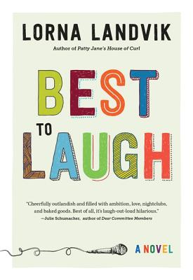 Best to Laugh Cover Image