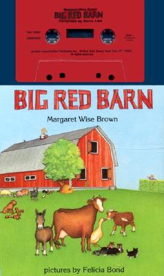 Big Red Barn Board Book and Tape Cover Image