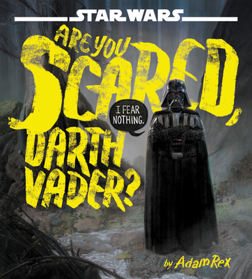 Star Wars Are You Scared, Darth Vader? Cover Image