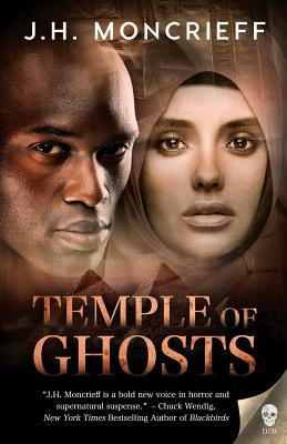 Temple of Ghosts (Ghostwriters #3) Cover Image