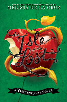 The Isle of the Lost Cover