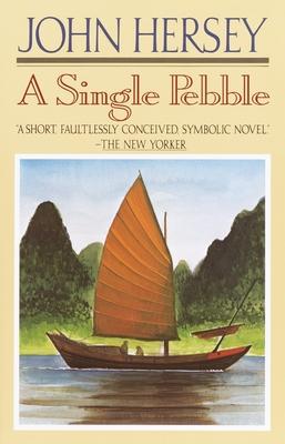 A Single Pebble Cover