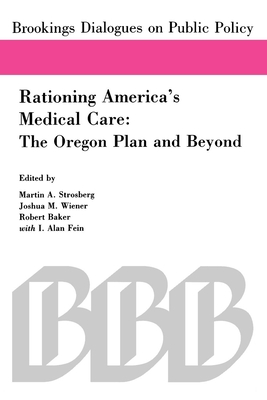 Cover for Rationing America's Medical Care