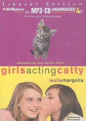 Girls Acting Catty Cover Image