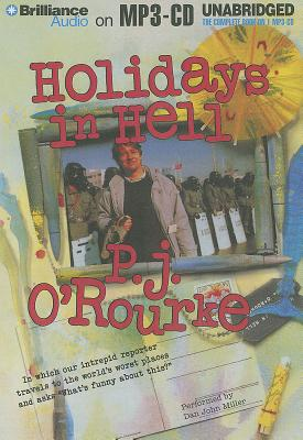 Cover for Holidays in Hell